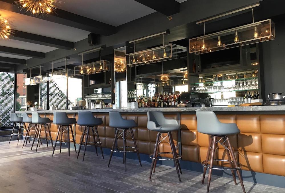Furnishing A Cafe With Modern Furniture, Restaurant Bar Furniture