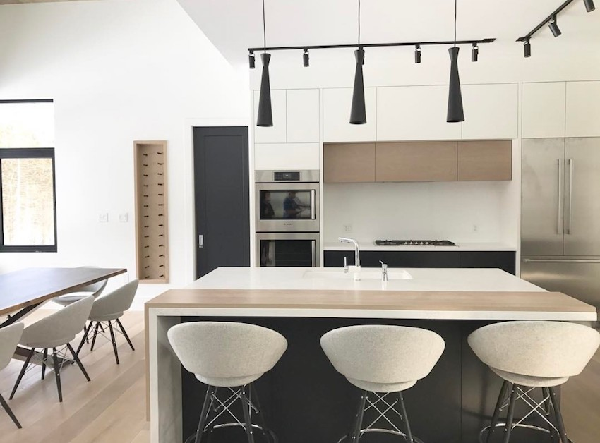 Following Modern Furniture & Design Trends