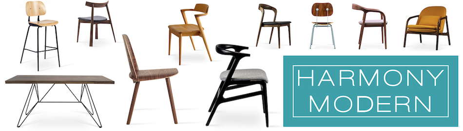 Introducing Our Harmony Modern Furniture Line