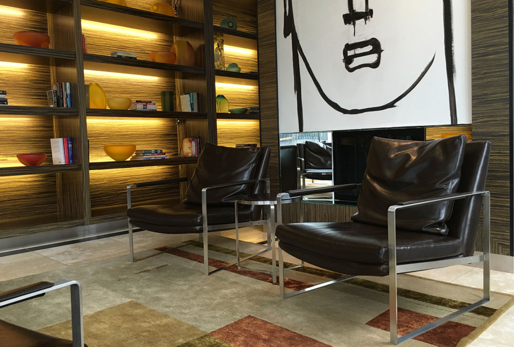 The Most Modern Hotel Lobby Furniture - sohoConcept